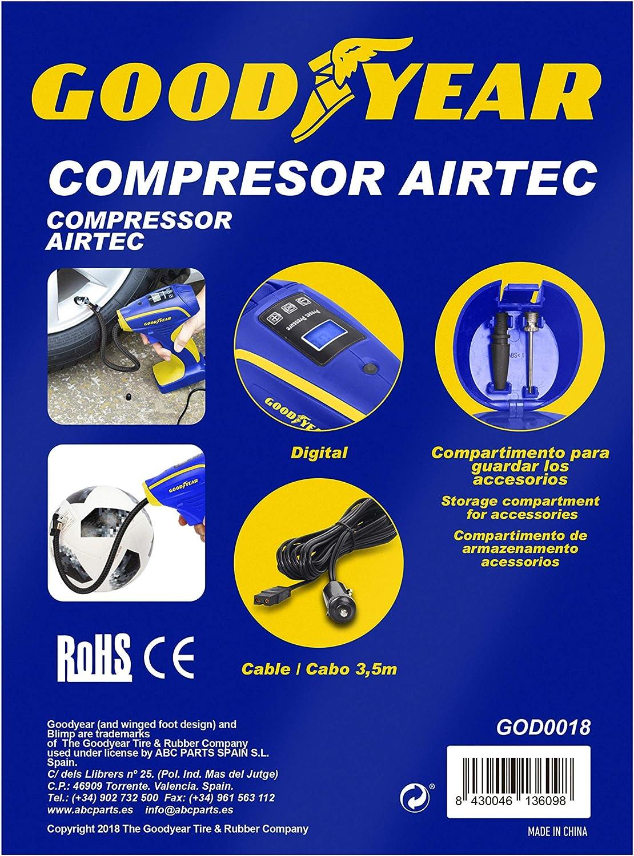 Goodyear GOD0018 Compresseur Airtec