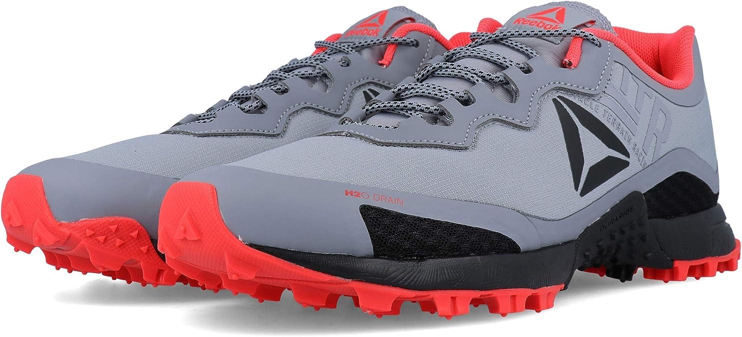 Reebok All Terrain Craze, Zapatillas de Trail Running para Hombre, Multicolor Cool Shadow Negro Neón Red 000, 46 EU: Amazon.es: Zapatos y complementos