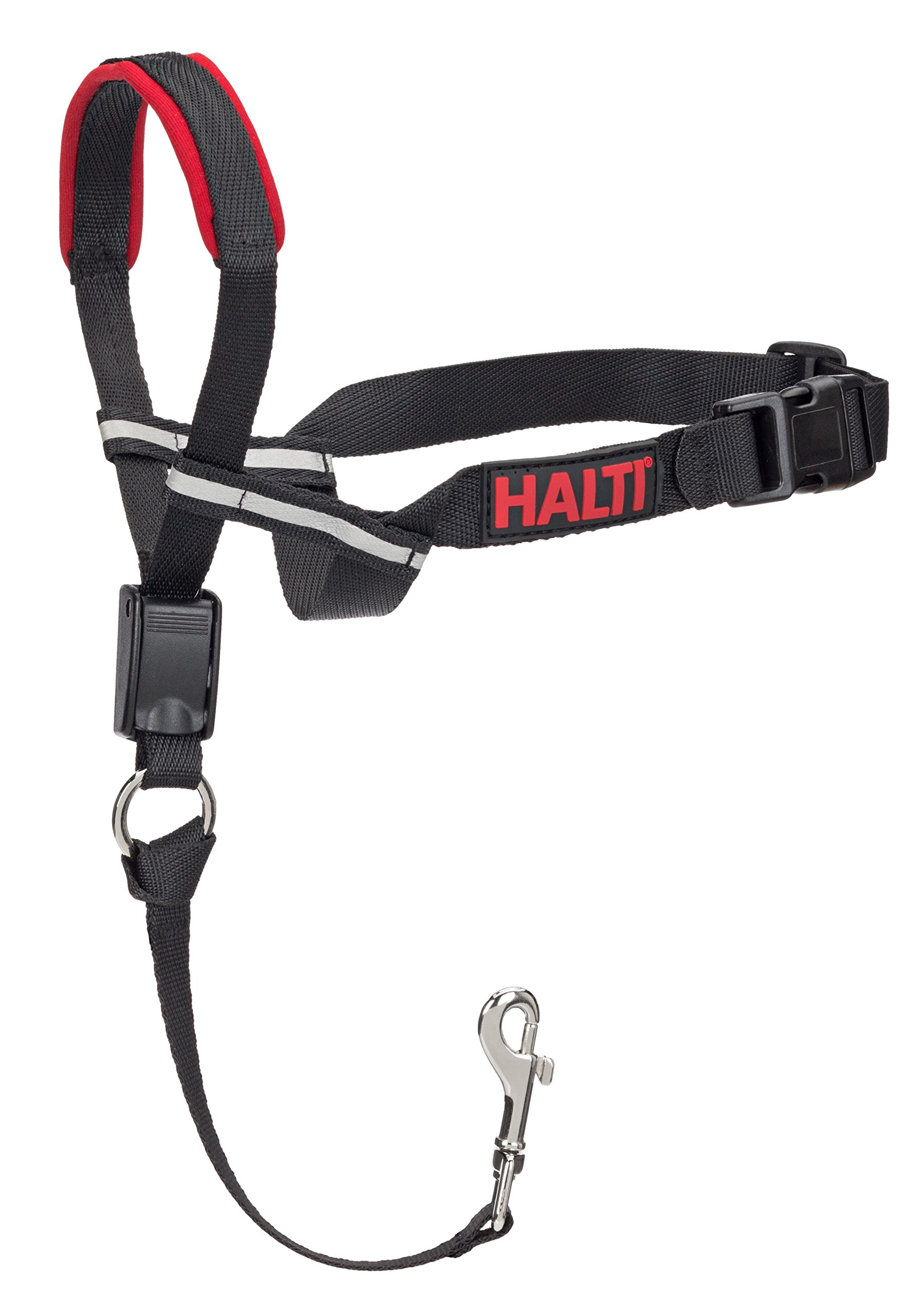 Halti Head Collar, Adjustable Head Halter Collar for Dogs, Head Collar to Stop Pulling for Small Dogs by The Company of Animals