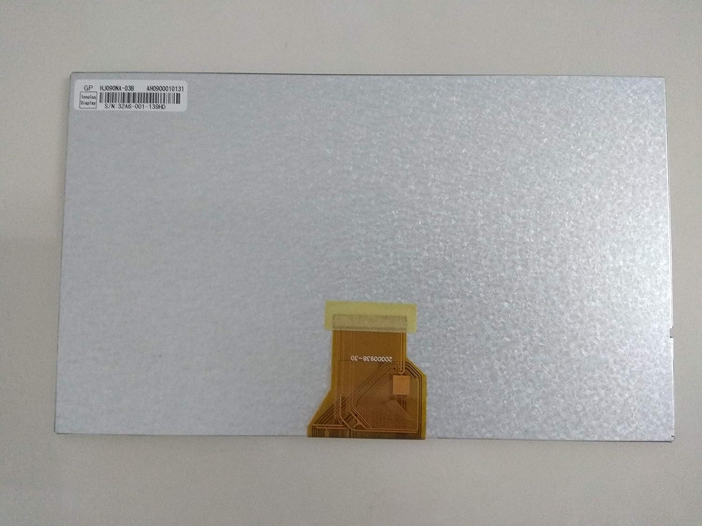 HJ090NA-03B 9-inch 800×480 New LCD Display Panel Screen