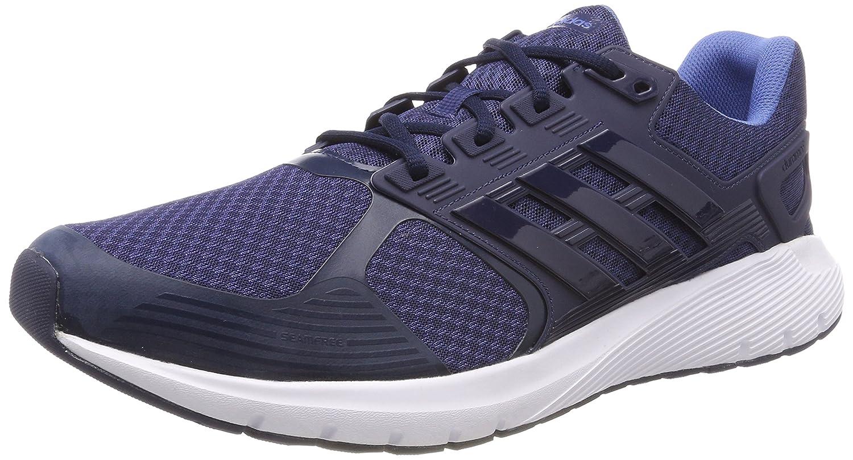 Adidas Duramo 8 M, Zapatillas de Running para Hombre, Negro (Carbon/Core Black/Hires Red 0), 45 1/3 EU adidas