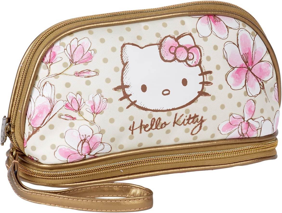 Neceser Hello Kitty Magnolia candy: Amazon.es: Equipaje