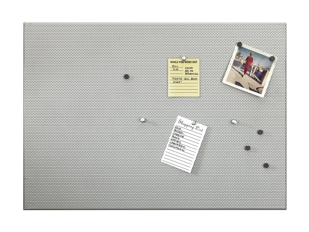 amazoncom umbra bulletboard magnetic bulletin board inch by  - amazoncom umbra bulletboard magnetic bulletin board inch by inchhome  kitchen
