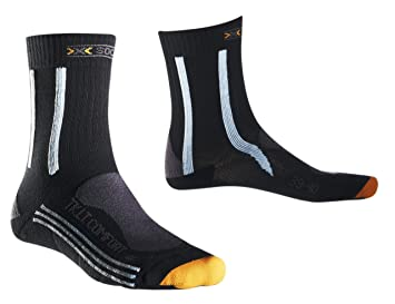 X-Socks Socken Trekking Light & Comfort Lady - Calcetines para mujer, color gris