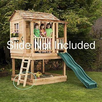 Little Squirt Playhouse With Sandbox
