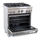 Cosmo GRP304 Gas Range with 4 Sealed Burner