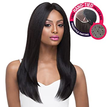 Amazon.com   Outre Hand-Tied Freestyle Parting Full Lace Front Wig Kiara   1    Beauty bbea23410645