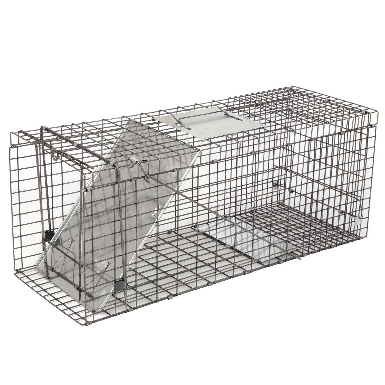 Amazon com: NANI 32'' Live Animal Trap Extra Large Rodent Cage