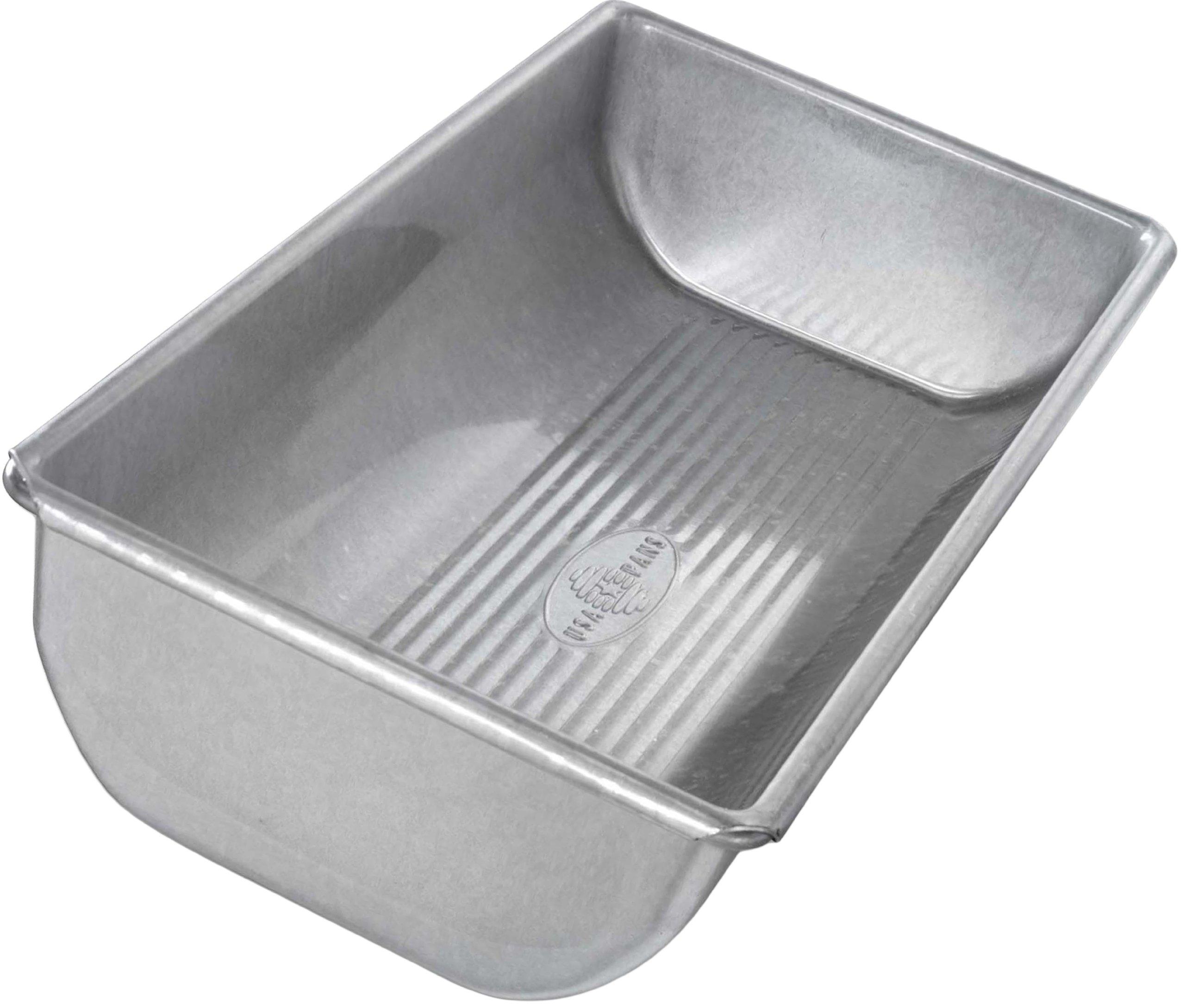 USA Pan Bakeware Aluminized Steel Hearth Bread Pan by USA Pan