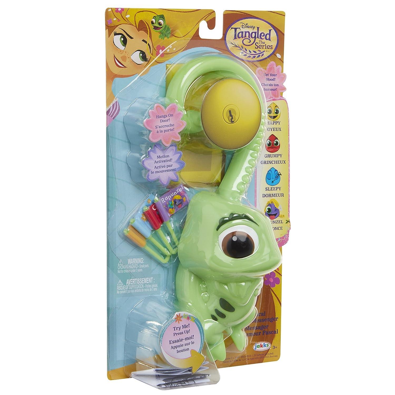 Disney enredados 71813-eu Pascal puerta Estado de ánimo Messenger: Amazon.es: Juguetes y juegos