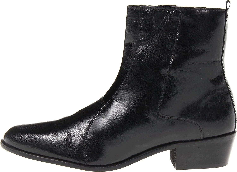 34924d583 Amazon.com | Stacy Adams Men's Santos Plain-Toe Side Zipper Boot | Chelsea