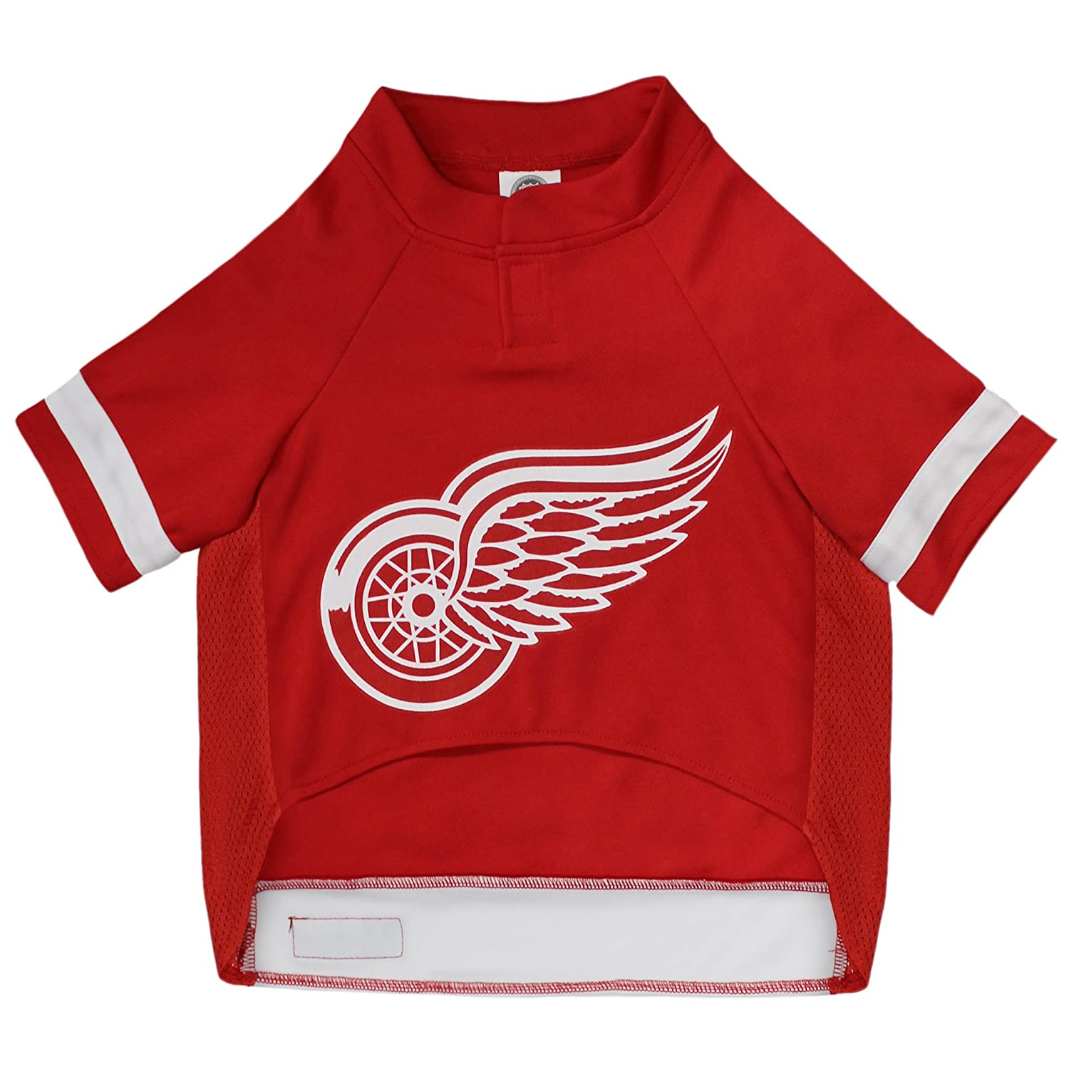 0ee04384e8c Amazon.com   NHL Detroit RED Wings Jersey for Dogs   Cats