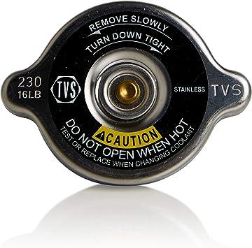 LOCKING RADIATOR CAP 16PSI CHEVROLET CHRYSLER FORD JEEP