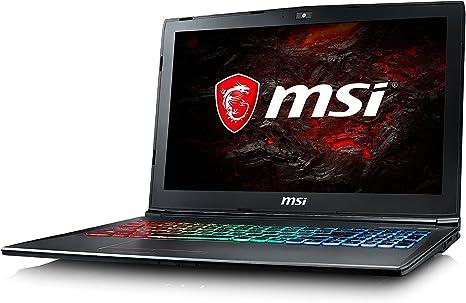 MSI GF62 7RE-1808XES - Ordenador portátil de 15.6