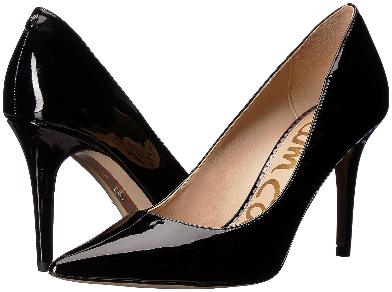 Sam B07BQZ3NSC Edelman Women's Margie Pump B07BQZ3NSC Sam 10 M US|Black Patent 2b7037