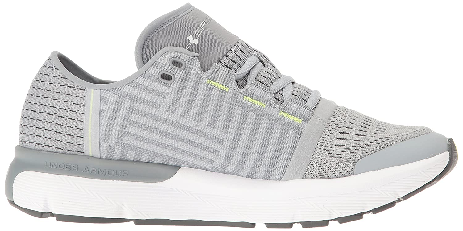 Under Armour Women's Speedform Gemini 3 Running Shoe B01GP303BG 11 M US|Overcast Gray (942)/Steel