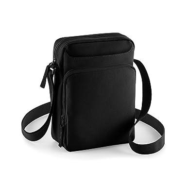 4047d767365d Bagbase Across Shoulder Strap Cross Body Bag (One Size