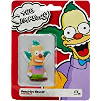 Pen Drive Krusty Simpsons 8GB USB Leitura 10MB/s e Gravação 3MB/s Multilaser - PD074