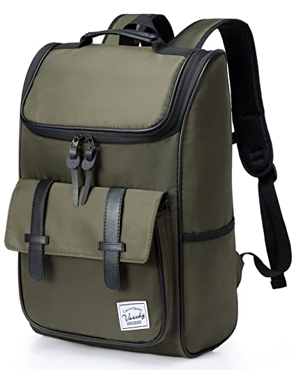 VASCHY Vintage Backpack 52403a01f4efd