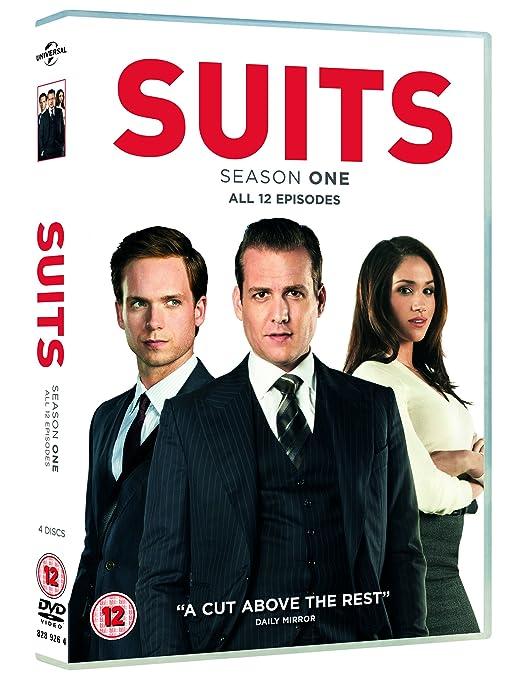 suits season 1 tv series edizione regno unito reino unido dvd amazon es suits series 1 cine y series tv suits season 1 tv series edizione