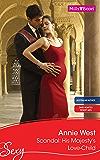 Scandal: His Majesty's Love-Child (Dark-Hearted Desert Men Book 4)