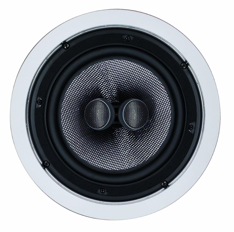 Magnat Interior IC 82 100 W - Controladores de altavoces (100 W, 180 W, 8 Ω, 32-35000 Hz, 91 dB, Blanco)