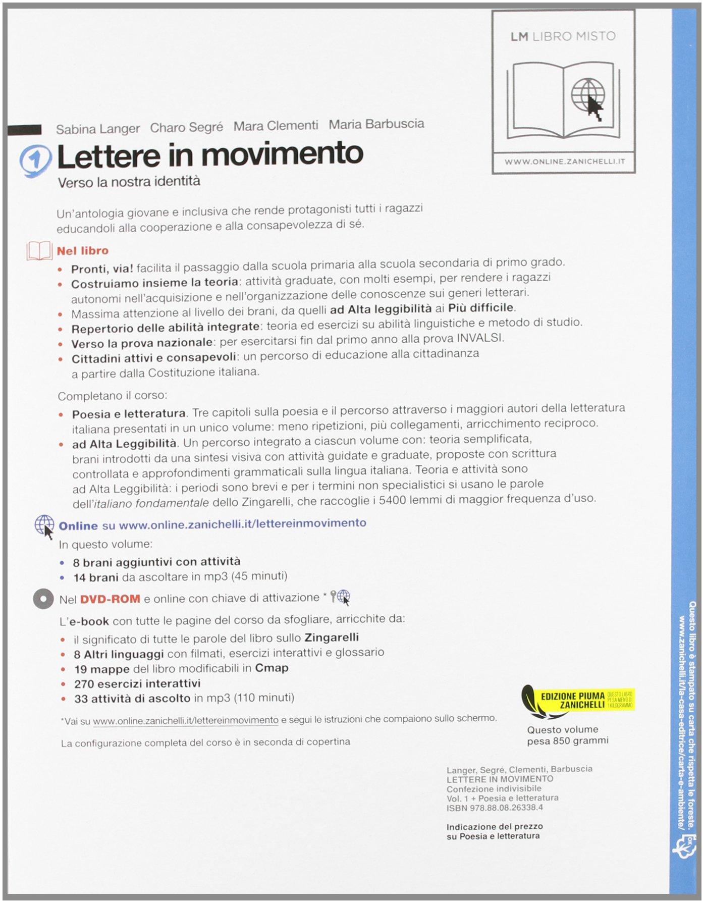 Letteratura italiana zanichelli online dating