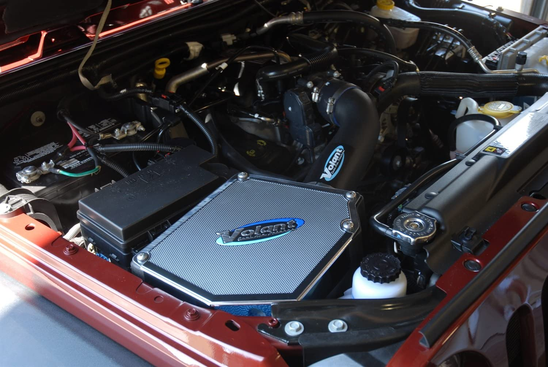 Volant Vortice Throttle Body Spacer 2007-2011 Jeep Wrangler JK 3.8L V6