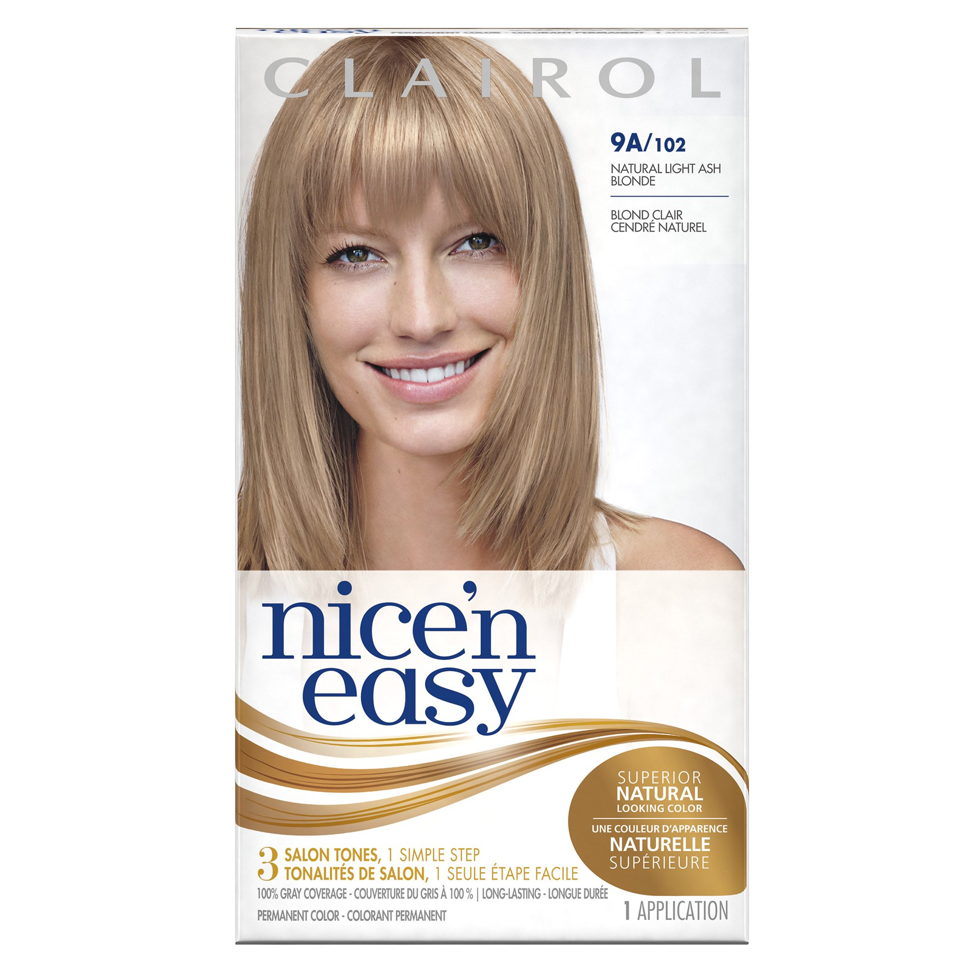 Amazon Com Nice N Easy Permanent Color 8a 106 Natural
