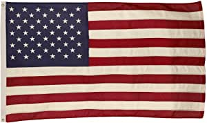 Valley Forge Flag 3 X 5 Foot Standard Cotton Us American Flag