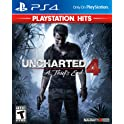 Uncharted 4: A Thief's End Hits for PS4
