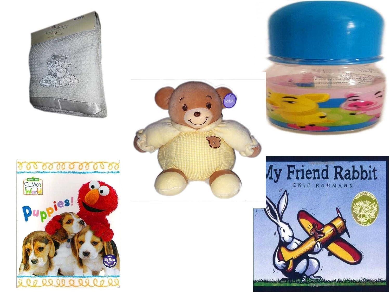 Amazon.com   Children s Gift Bundle - Ages 0-2  5 Piece  - Soft White