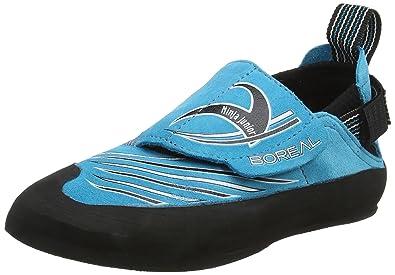 Amazon.com | Boreal Ninja Jr Rock Climbing Shoe - Kids - 27 ...