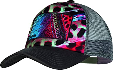 Buff End of The Rainbow Gorra Trucker, Unisex Adulto, Multi, Talla ...