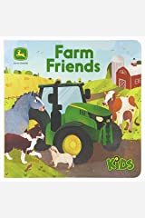 Farm Friends Lift-a-Flap Board Book (John Deere Kids) (John Deere Lift-A-Flap Board Book) Board book