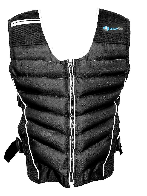 Body Rip Premium Chaleco de peso color negro kg
