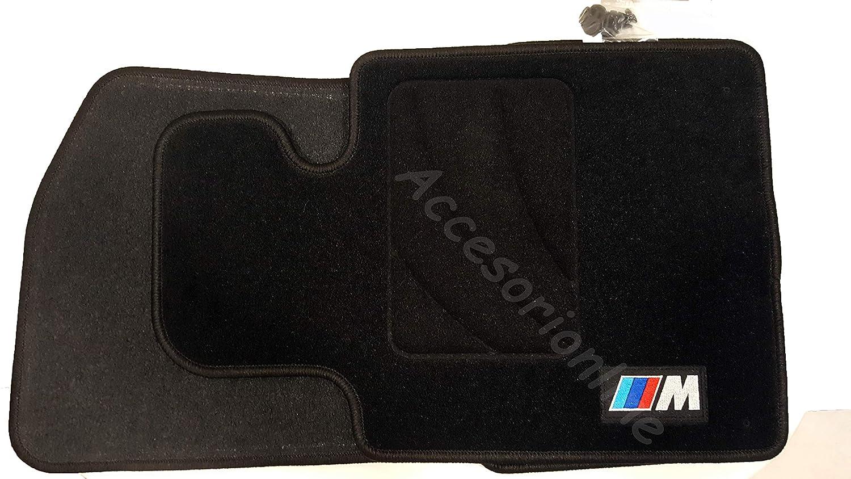 Accesorionline Alfombrillas Serie 4 Desde 2013a Medida espec/ífica