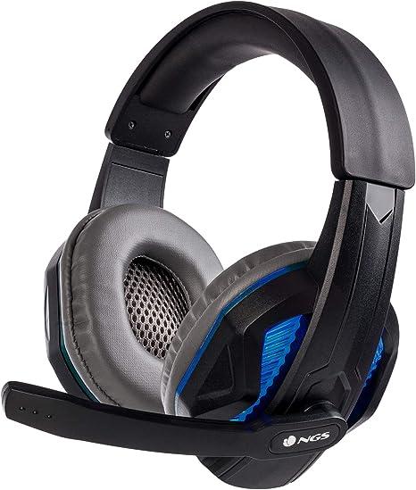 NGS Kit Gaming GBX-1500 Teclado + Raton + Auricular: Ngs: Amazon.es: Informática