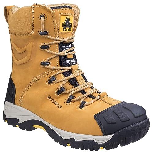 usa cheap sale official supplier fashion styles Amblers Safety , Chaussures de sécurité pour homme Beige Miel