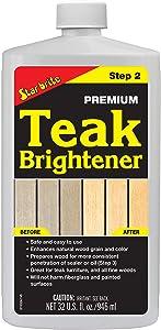 Star brite Premium Teak Brightener