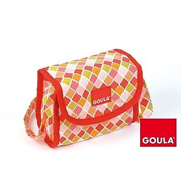 Jumbo Goula Bag Bolsa de pañales para muñecas - Accesorios para muñecas (Bolsa de pañales
