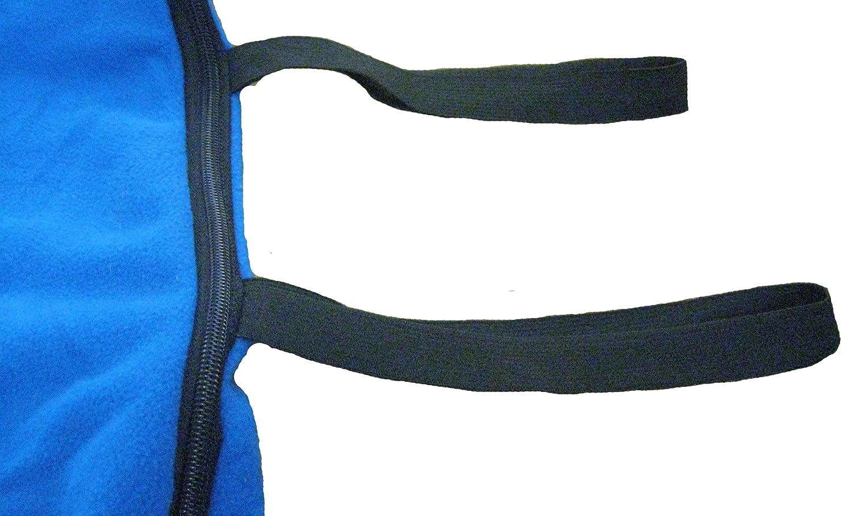 Single Envelope Ultracamp Fleece Sleeping Bag Liner /& Carry Sack Large /& Warm