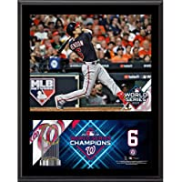 "$39 » Anthony Rendon Washington Nationals 2019 World Series Champions 12"" x 15"" Sublimated Plaque - MLB Player Plaques and Collages"