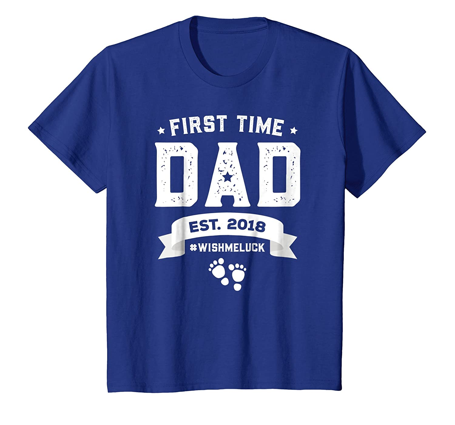 Gift For First Time New Dad To Be Shirt Father's Day T Shirt-Colonhue