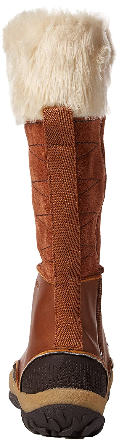 Merrell Women's Tremblant Tall Polar Waterproof Snow Boot B01NCMMXEG 7.5 B(M) US|Merrell Oak