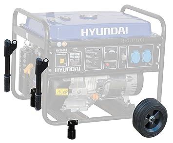 Kit ruedas para Hyundai 65112 – 65113 – 65114: Amazon.es: Bricolaje y herramientas