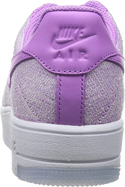 low priced 40e31 7f150 Nike W Af1 Flyknit Low, Damen Sneaker, Pink - Rosa (Atomic Pink