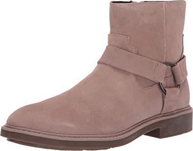 Vergil Calf Suede Ankle Boot