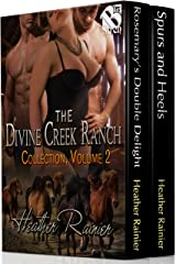 The Divine Creek Ranch Collection, Volume 2 [Box Set 104] (Siren Publishing Menage Amour)