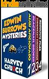 Edwin Burrows Mysteries: Books 1-3